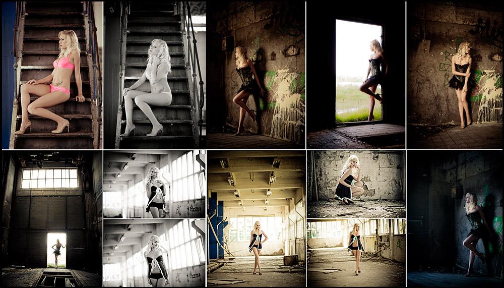 Boudoir Fotograf til boudoir foto