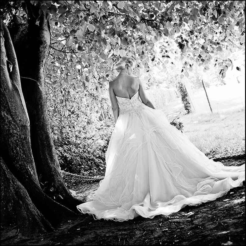 bryllupsfoto fra Silkeborg