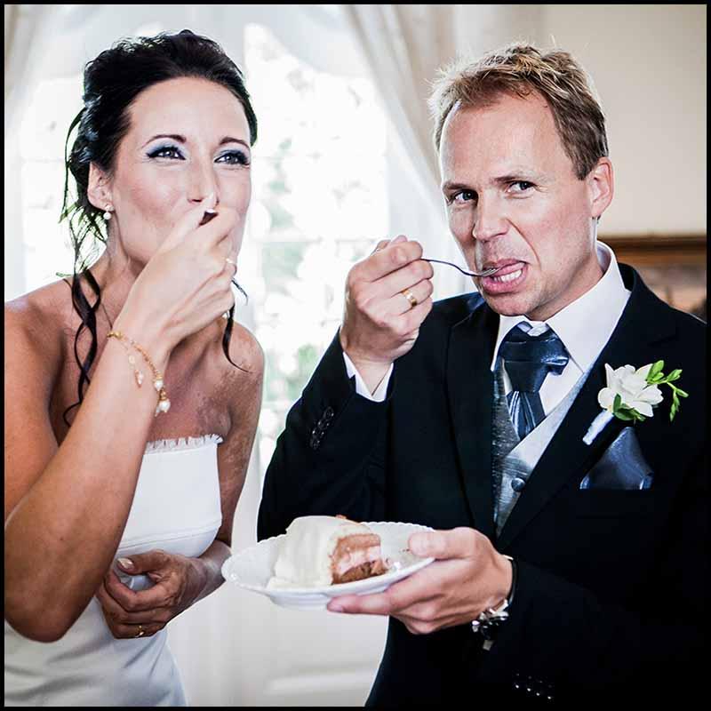 brudepar Silkeborg