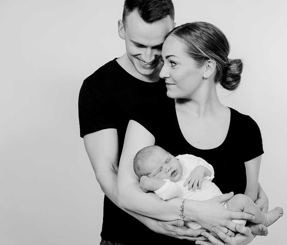 familiefoto i Silkeborg
