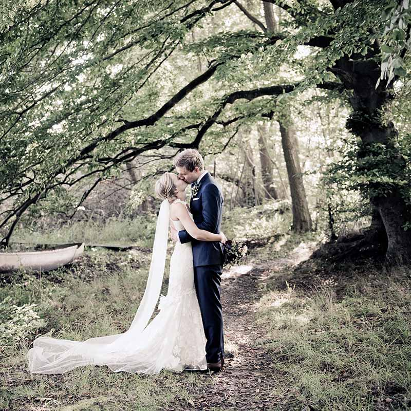 Bryllupsfotograf i Silkeborg – inspiration til bryllupsbilleder