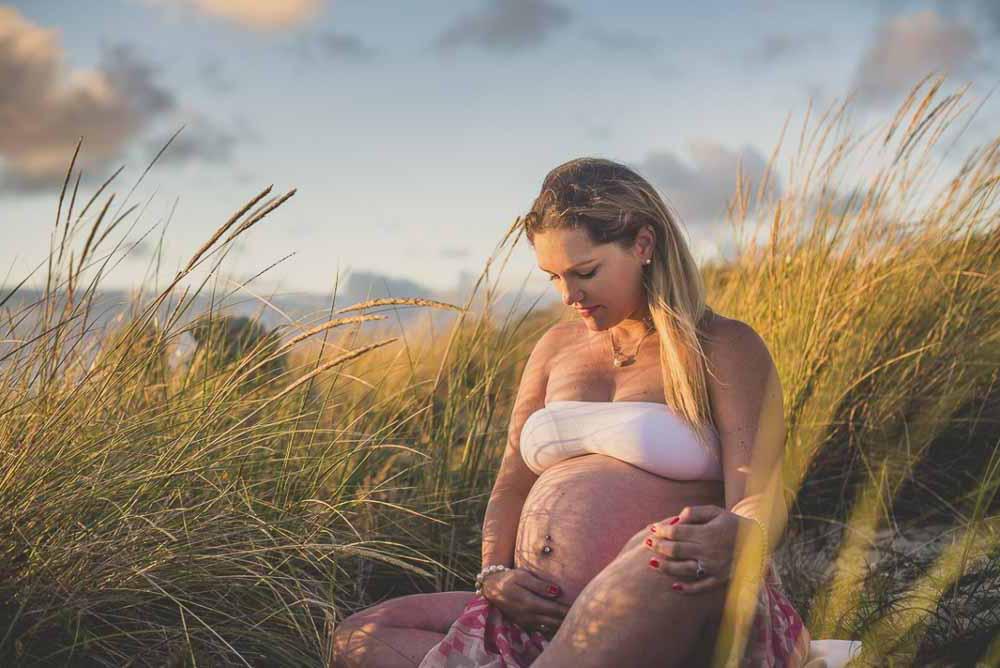 Den optimale tid til fotografering er mellem 7 og 8 måned i graviditet Silkeborg