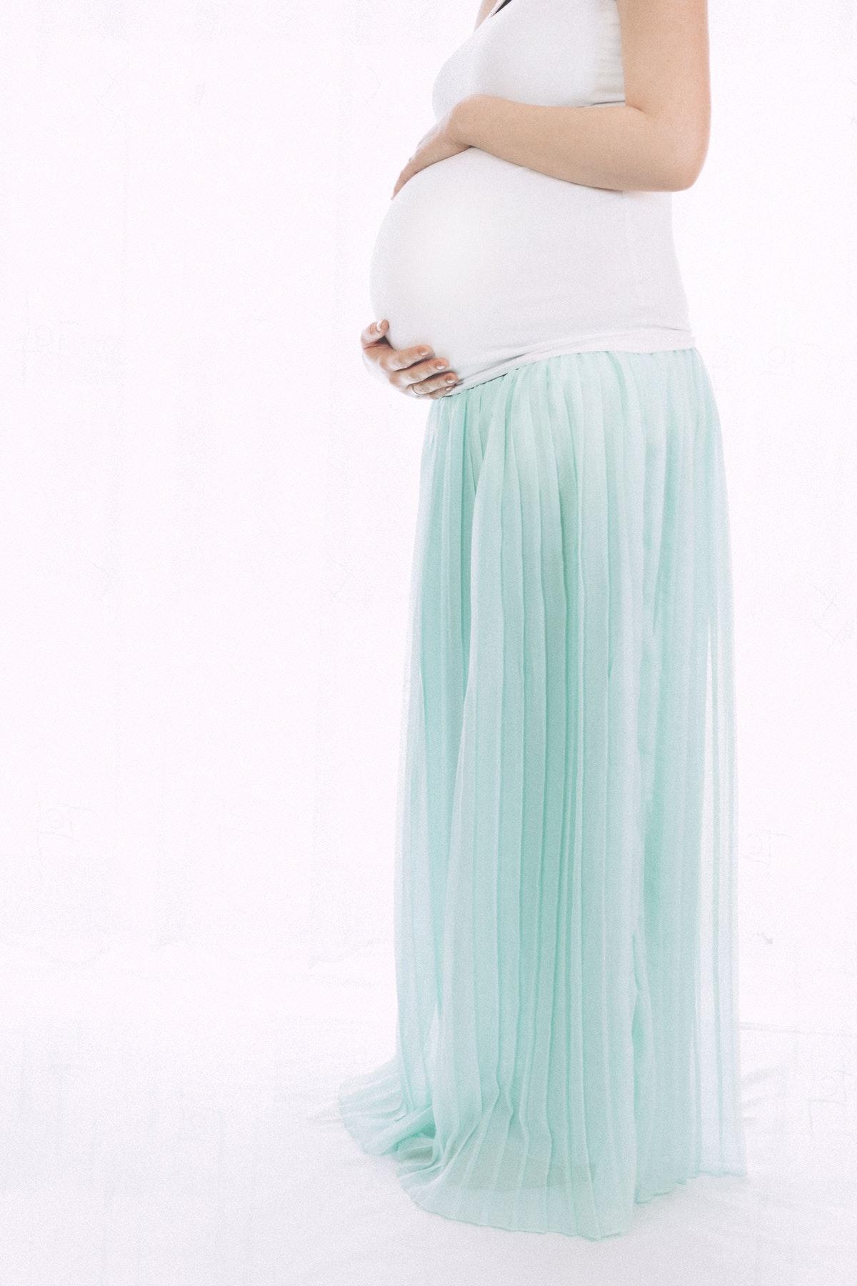 Gravid fotografering Silkeborg