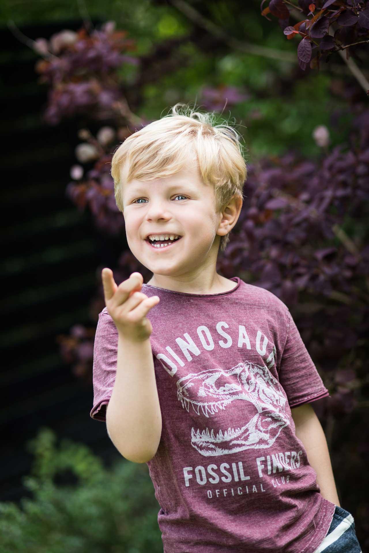 Børnefotograf - Få flotte billeder, der skaber smil og glæde