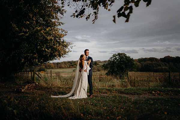 Bryllupsfotograf Danmark