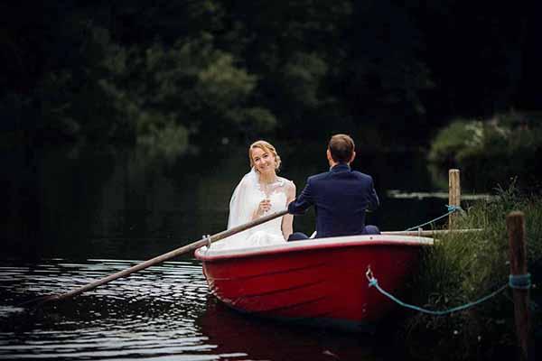 De bedste bryllupsfotografer i Silkeborg