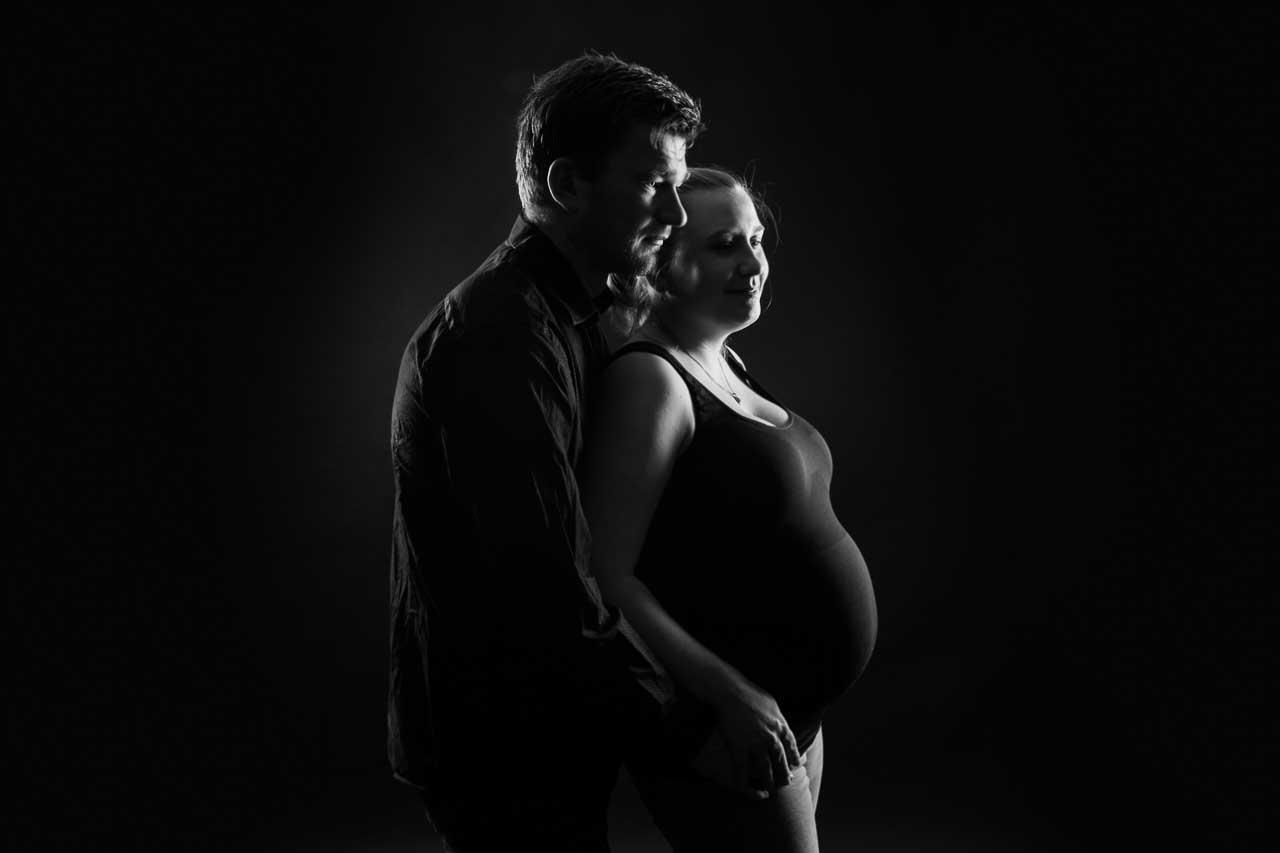 gravid fotografer